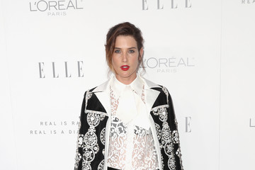 Cobie Smulders ELLE's 24th Annual Women in Hollywood Celebration - Arrivals