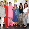 Cobie Smulders Entertainment Weekly's 'Women Who Kick Ass' Panel At San Diego Comic-Con 2019