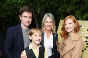 Nadia Comaneci and Topher Grace Photos Photo