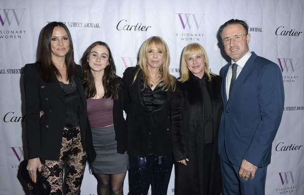 Visionary Women's International Women's Day Honoring Patricia And Rosanna Arquette