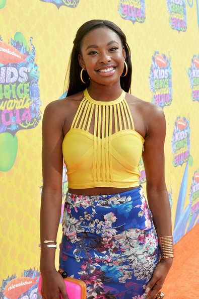 Coco Jones Pictures - Nickelodeon's 27th Annual Kids ...