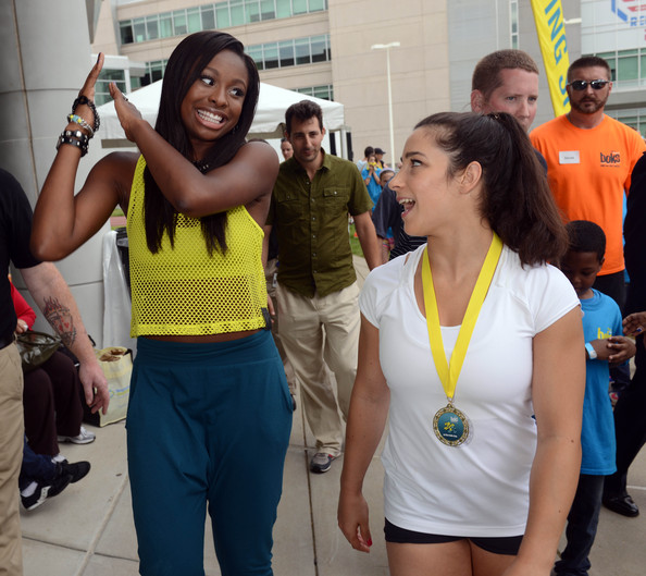 Coco Jones Pictures - Olympic Gold Medal Winning Gymnast ...