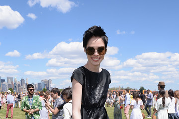 Coco Rocha The Tenth Annual Veuve Clicquot Polo Classic - VIP