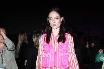 Coco Rocha Anna Sui - Front Row - February 2020 - New York Fashion Week: The Shows