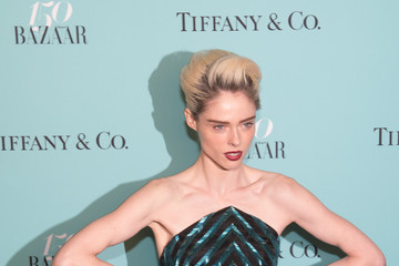 Coco Rocha Harper's BAZAAR 150th Anniversary Event Presented With Tiffany & Co at the Rainbow Room - Arrivals