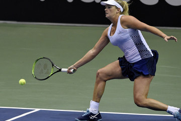 Coco Vandeweghe 2018 Fed Cup First Round - Team USA v the Netherlands