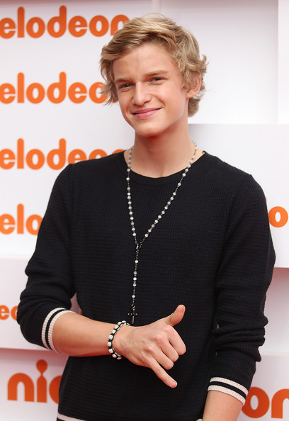 Cody Simpson Cody Simpson arrives at the 2011 Nickelodeon Kid's Choice