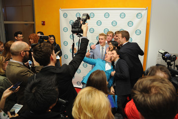 Cody Johns Arrivals at the 6th Annual Shorty Awards