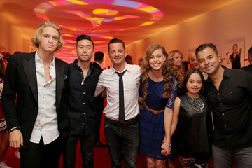 Cody Simpson Coca-Cola and ESPN Present a Star-Studded Night Honoring Eunice Shriver Kennedy And Special Olympics