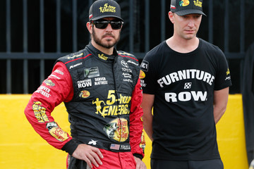 Cole Pearn Charlotte Motor Speedway - Day 1
