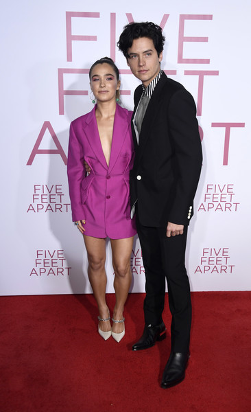 Cole Sprouse and Haley Lu Richardson Photos - 17 of 61