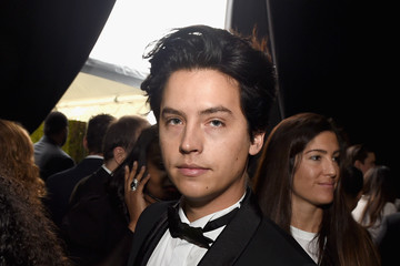 Cole Sprouse The 24th Annual Critics' Choice Awards - Cocktails