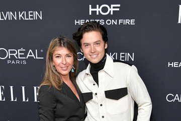 Cole Sprouse ELLE's 25th Annual Women In Hollywood Celebration Presented By L'Oreal Paris, Hearts On Fire And CALVIN KLEIN - Red Carpet