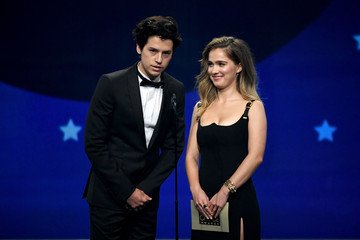 Cole Sprouse The 24th Annual Critics' Choice Awards - Show