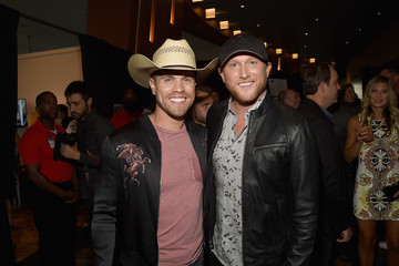 Cole Swindell 2017 CMT Music Awards - Backstage & Audience