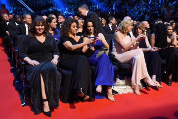 Coleen Nolan Kaye Adams National Television Awards - Show