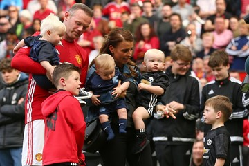 Coleen Rooney Manchester United v Crystal Palace - Premier League