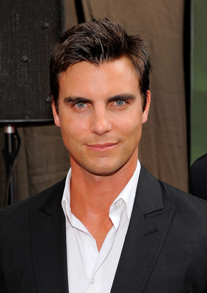 colin egglesfield wife