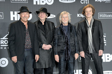Colin Blunstone 2019 Rock & Roll Hall Of Fame Induction Ceremony - Press Room