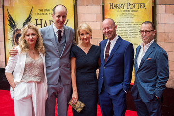 Colin Callender 'Harry Potter & The Cursed Child' - Press Preview - Arrivals