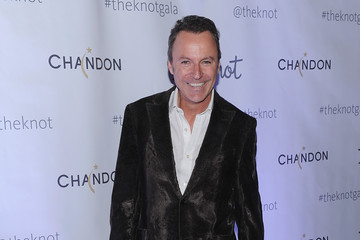 Colin Cowie Arrivals at the Knot Gala in NYC