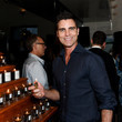 Colin Egglesfield Ira And Bill DeWitt Host Saint Candle Launch Benefiting St. Jude Children's Research Hospital At Mr. Chow