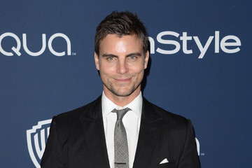 Colin Egglesfield Arrivals at the InStyle/Warner Bros. Golden Globes Party — Part 2