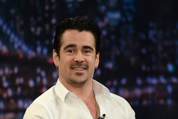 Colin Farrell Colin Farrell Visits 'Late Night with Jimmy Fallon'