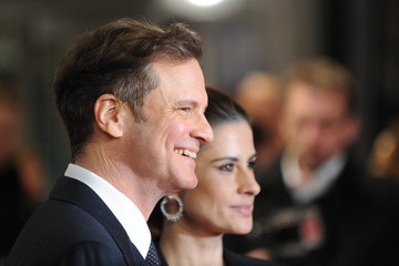 Colin Firth 'The Railway Man' Premieres in London