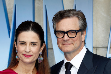 Colin Firth 'Mamma Mia! Here We Go Again' - UK Premiere - Red Carpet Arrivals