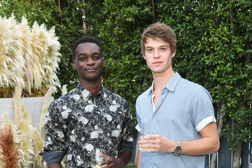 Colin Ford Ted Baker London AW'19 Launch Event