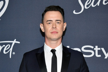 Colin Hanks 21st Annual Warner Bros. And InStyle Golden Globe After Party - Arrivals