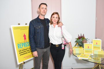 Colin Hanks June Diane Raphael Celebrates New Book 'Represent The Woman's Guide To Running For Office And Changing The World'