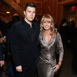 Colin Jost Lincoln Center Honors Bonnie Hammer at American Songbook Gala - Inside