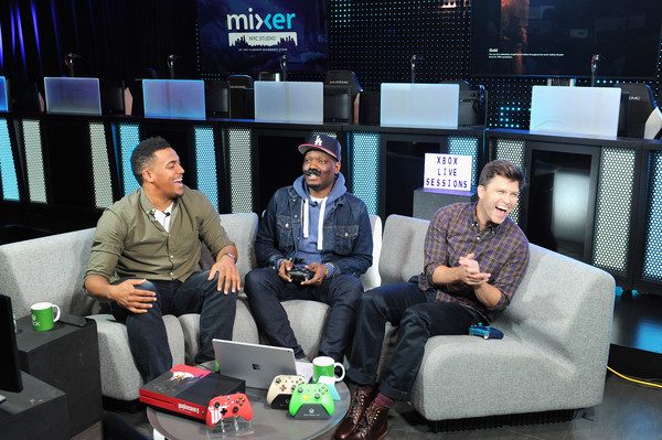 Saturday Night Live's Michael Che and Colin Jost Join Xbox Live Sessions to Play WOLFENSTEIN II: THE NEW COLOSSUS