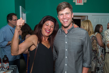Colin Jost Hamptons Magazine and OppenheimerFunds Host an Exclusive Meet and Greet With Colin Jost at West Hampton Beach Performing Arts Center