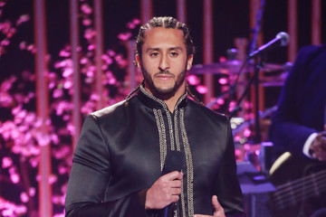 Colin Kaepernick VH1's 3rd Annual 'Dear Mama: A Love Letter To Moms' - Inside