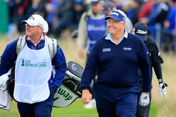 Colin Montgomerie The Senior Open Championship - Day Two