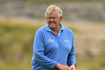 Colin Montgomerie The Senior Open Championship - Day One
