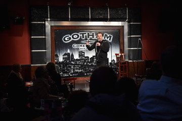 Colin Quinn 2014 Laugh For Sight Benefit - Inside