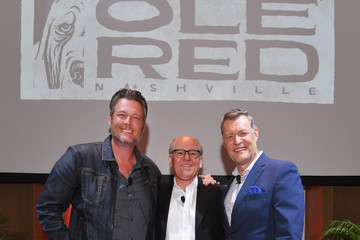 Colin Reed Ole Red Nashville Grand Opening Celebrations