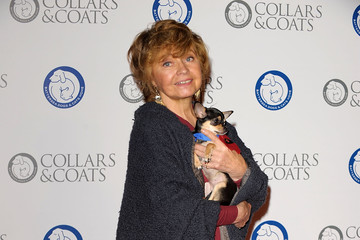 Prunella Scales Collars and Coats Gala Ball 2011