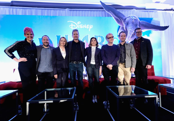 'Dumbo' Global Press Conference
