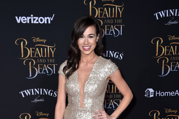 Colleen Ballinger Premiere Of Disney's 'Beauty And The Beast' - Arrivals