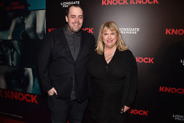 Colleen Camp Premiere of Lionsgate's 'Knock Knock' - Red Carpet