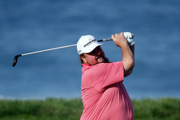 Colt Ford AT&T Pebble Beach National Pro-Am - Round One