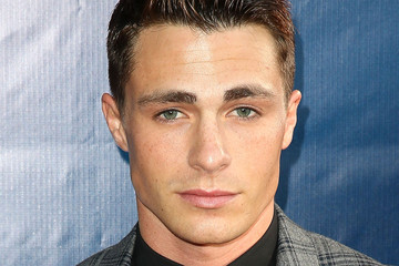 Colton Haynes TCA Summer Press Tour Party
