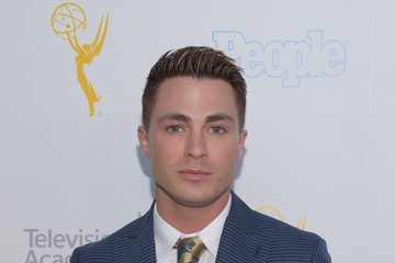 Colton Haynes 37th College Television Awards - Arrivals