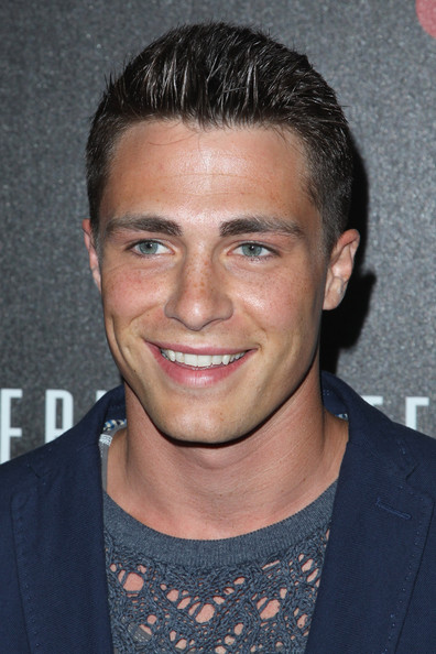 Colton Haynes Pictures - Beverly Center Fashion's Night ...