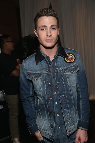 Colton Haynes - KIIS FM's Jingle Ball 2013 Presented By T-Mobile In Partnership With Samsung - Gift Suite